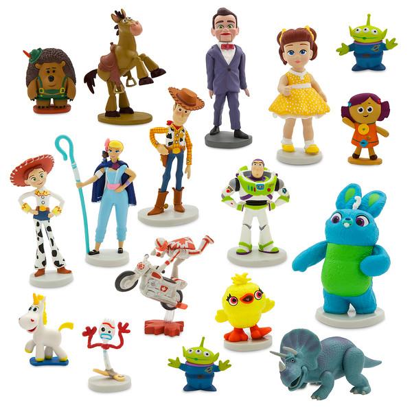 Toy Story 4 Mega Figure Play Set