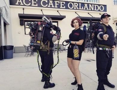 Trunk or Treat Ace Cafe Orlando
