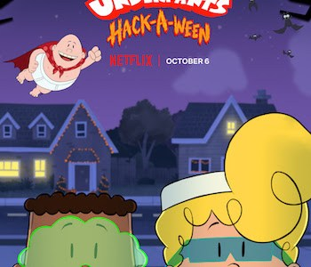 The Spooky Tales of Captain Underpants: Hack-A-Ween