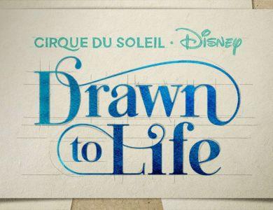 Cirque Drawn to Life Logo