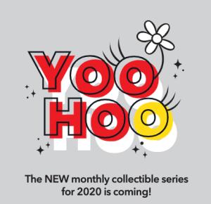 yoohoo disney store series
