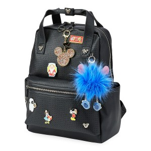 Mickey Mouse Backpack Black