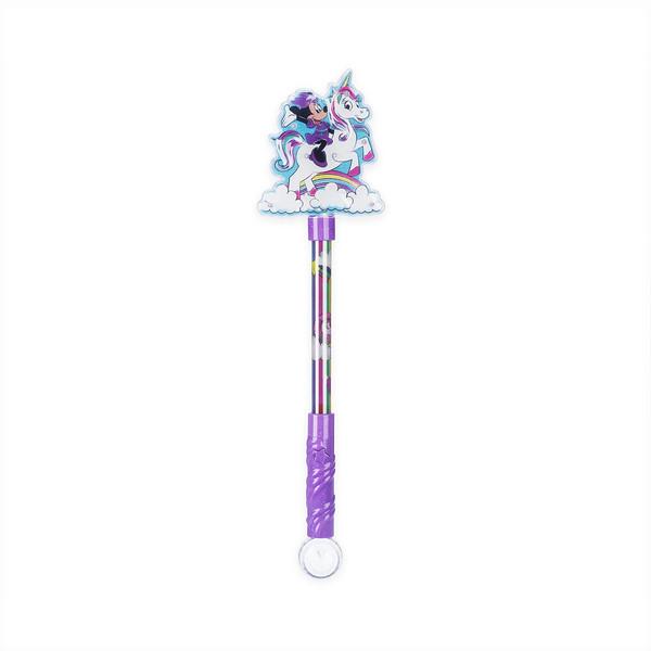 Minnie Mouse and Unicorn Light-Up Wand