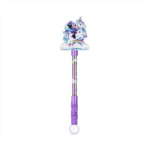 Minnie Mouse and Unicorn Light-Up Wand