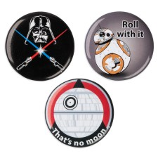 Star Wars Button Set