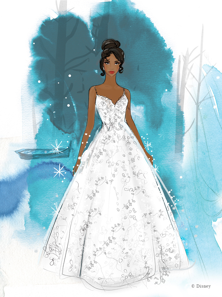 Allure Disney Fairy Tale Wedding Collection