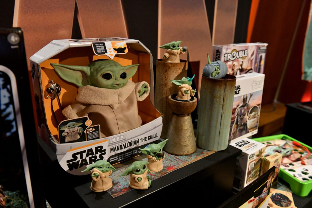 STAR WARS New York Toy Fair Product Showcase: THE MANDALORIAN And STAR WARS: THE CLONE WARS