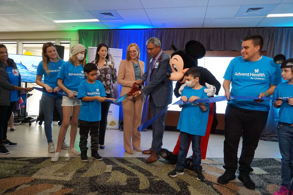 Disney AdventHealth for Children 3