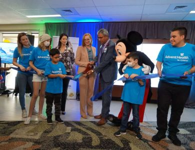 Disney AdventHealth for Children 3