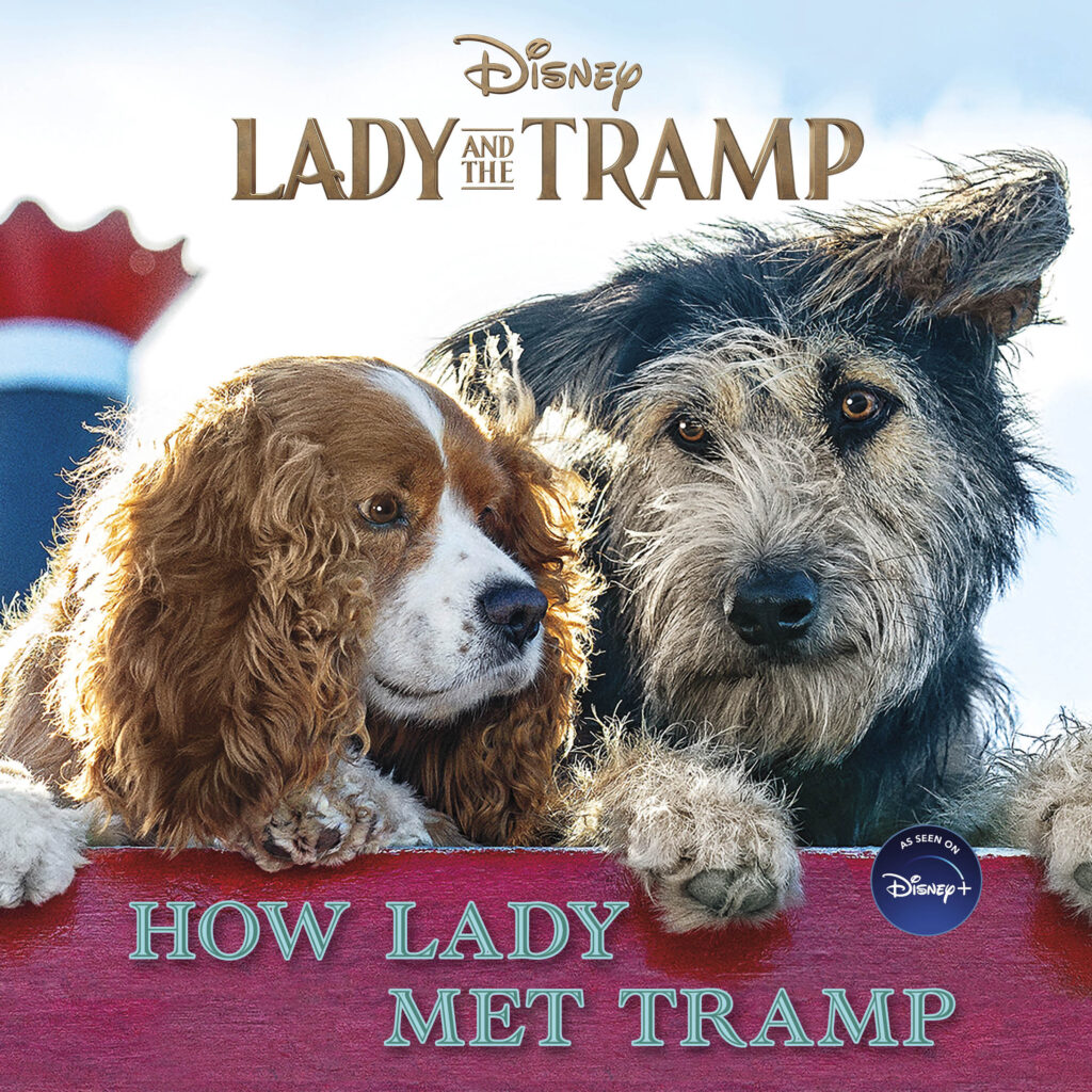 Lady and the Tramp How Lady Met Tramp