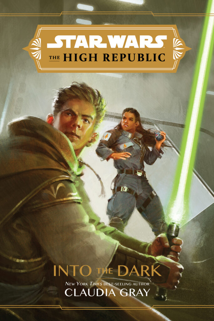 Star Wars: The High Republic into the dark