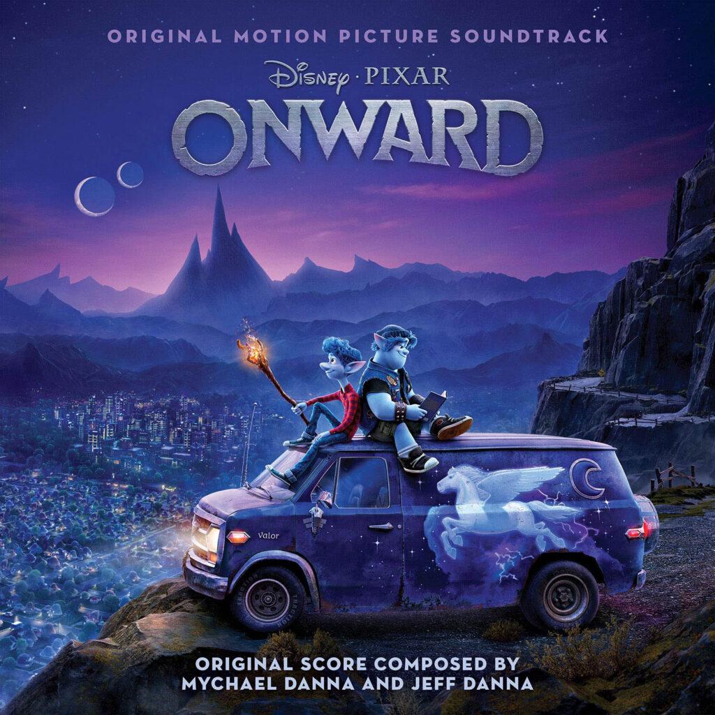 disney pixar onward soundtrack