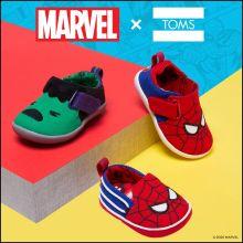 Marvel x TOMS