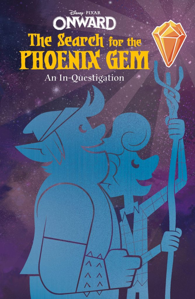 onward search for the phoenix gem