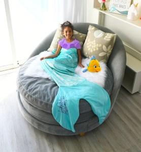Disney Ariel Blanket
