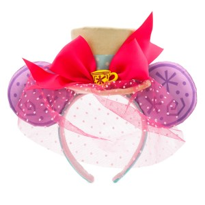 Minnie Mouse- The Main Attraction March Collection ear headband