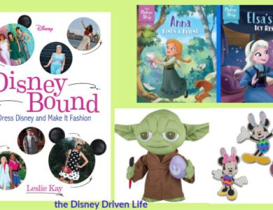 springtime fun merchandise for disney fans