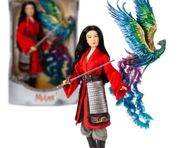 Mulan Limited Edition Doll – Live Action Film