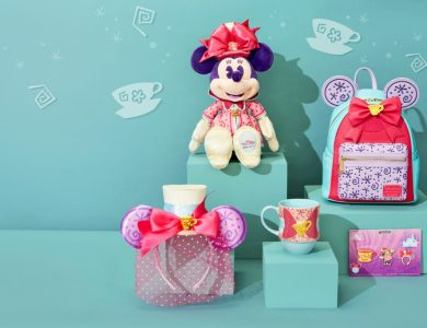 Minnie Mouse Mad Tea Party