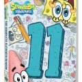 spongebob squarepants 11th season dvd