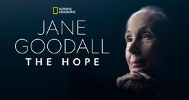 Jane Goodall the hope disney+