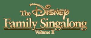 Disney family singalong vol 2