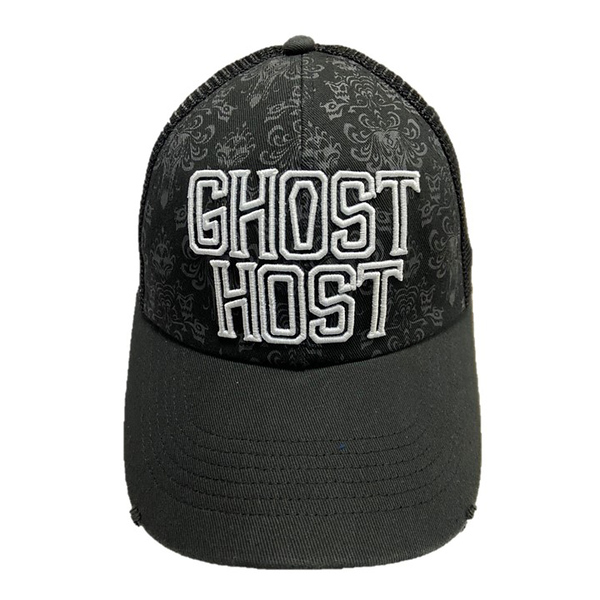 "Haunted Mansion-Inspired ""Ghost Host"" Baseball Hat"