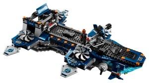 LEGO® Marvel Avengers Helicarrier
