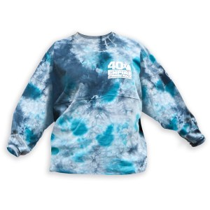 Star Wars- The Empire Strikes Back Tie-Dye Spirit Jersey for Adults front