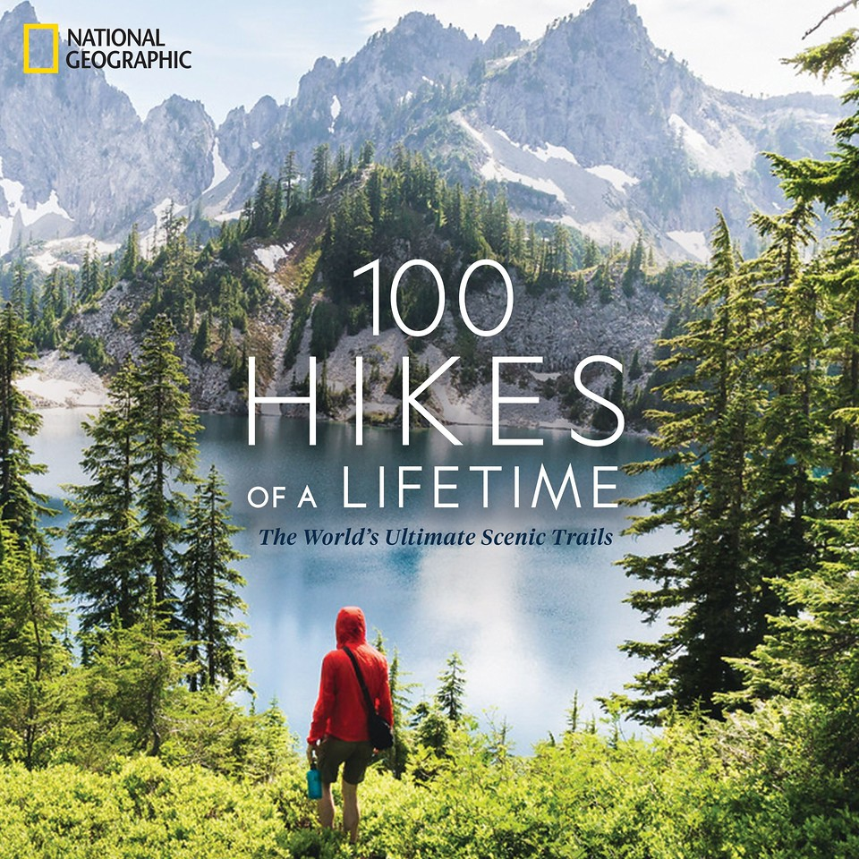 100 HIkes cover