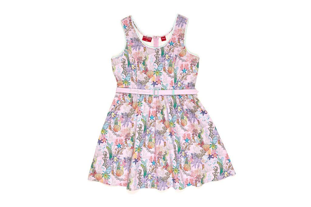 Little Mermaid Olivia Dress