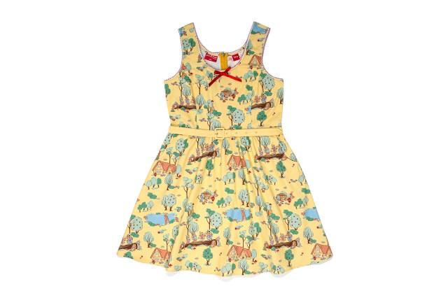 Snow White Forrest Olivia Dress