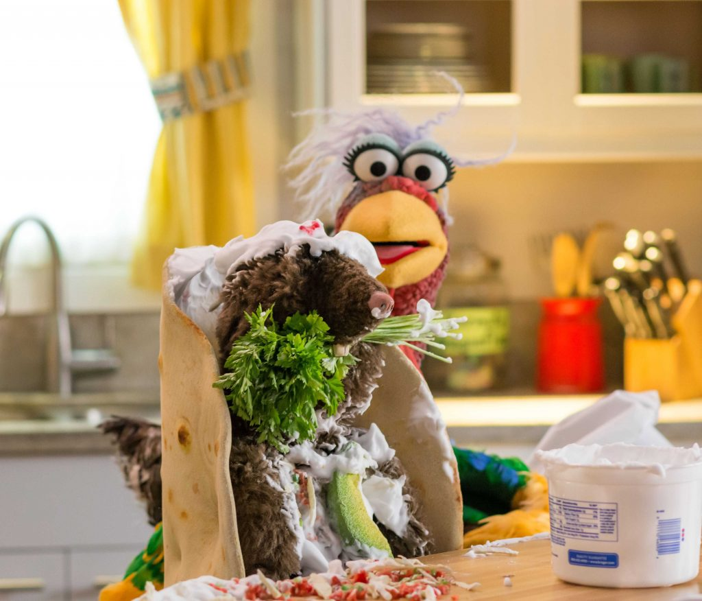 muppets now Disney+ beverly plume cook