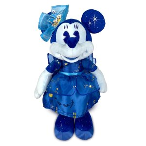 Minnie Mouse: The Main Attraction Peter Pan plush