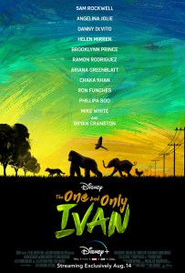 the one and only Ivan disney+