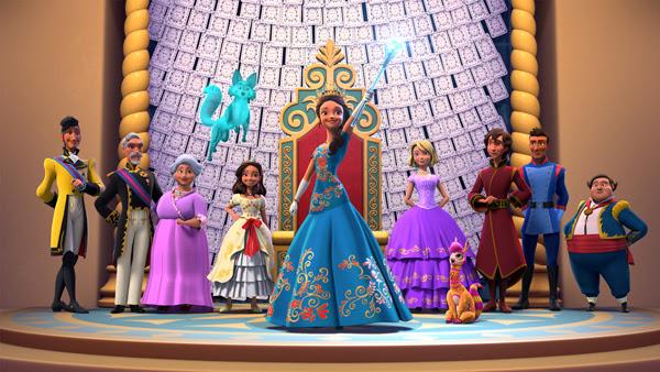 Elena of avalor Disney Junior