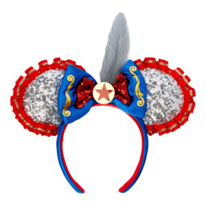 Minnie Mouse- The Main Attraction Ear Headband for Adults – Dumbo, The Flying Elephant