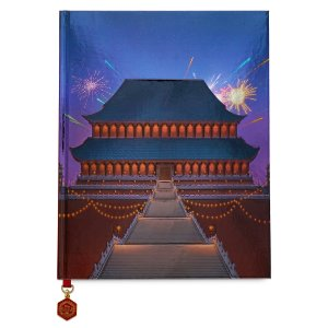 Mulan Imperial Palace Journal – Disney Castle Collection