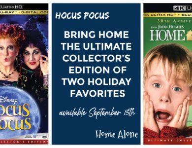 Hocus Pocus Home Alone