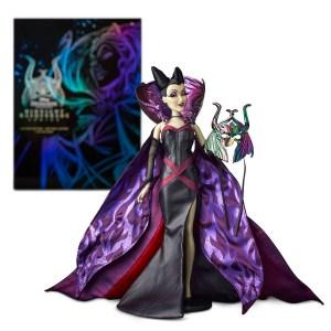 Maleficent Limited Edition Doll – Disney Designer Collection Midnight Masquerade Series
