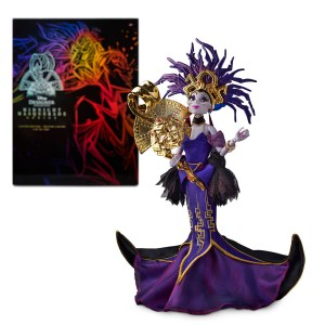 Yzma Limited Edition Doll – Disney Designer Collection Midnight Masquerade Series