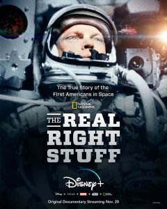 Real Right Stuff Disney+
