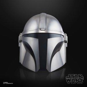 Star Wars The Black Series Mandalorian Electronic Helmet by Hasbro