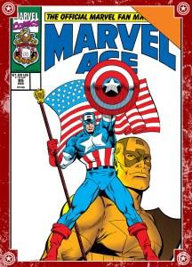 Topps Marvel Classic Captain America