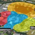 Four Neighborhoods Unify EPCOT