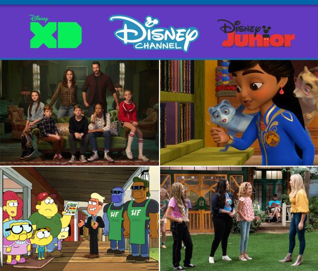 Disney Channel 2021