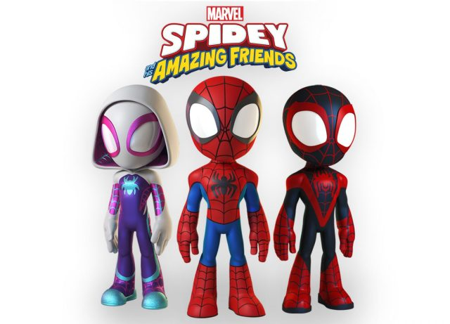 Disney Junior Spidey and Friends