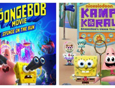 Spongebob Paramount+