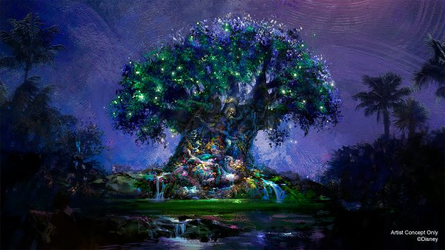 Disney Tree of Life Beacon of Magic