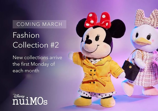 disney nuimo march